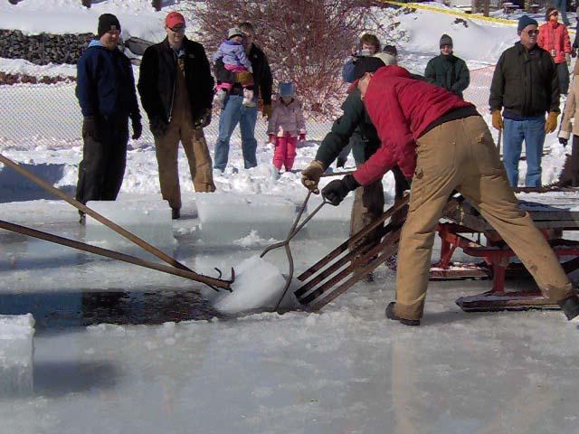 Millers Mills Ice Harvest @ | | |
