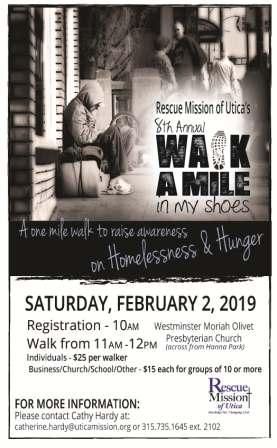 8th Annual Walk a Mile in My Shoes @ | | |