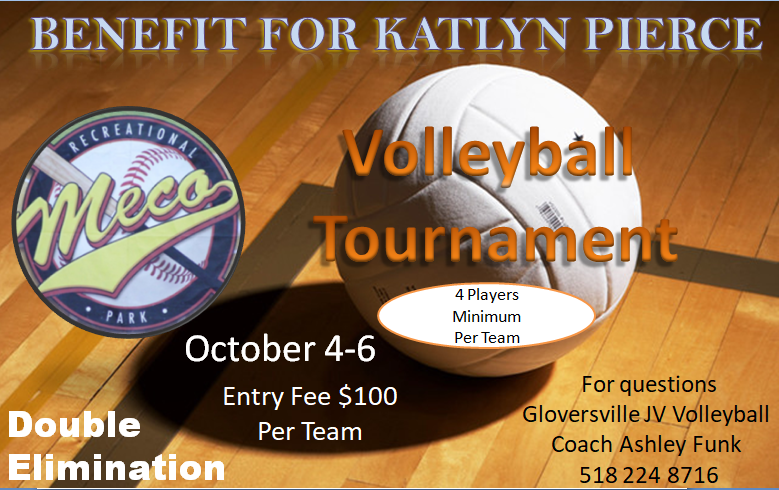 Benefit for Katlyn Pierce @  |  |  |