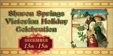 Sharon Springs Victorian Holiday Celebration @  |  |  |