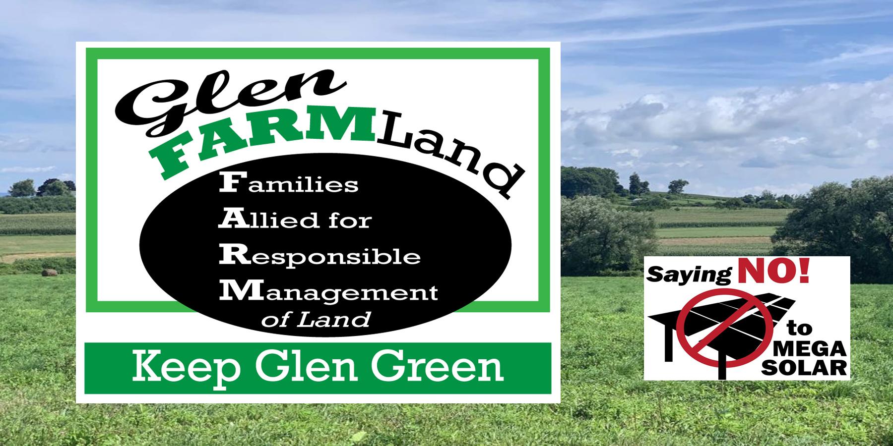 Glen FARMLand organizational meeting @  |  |  |
