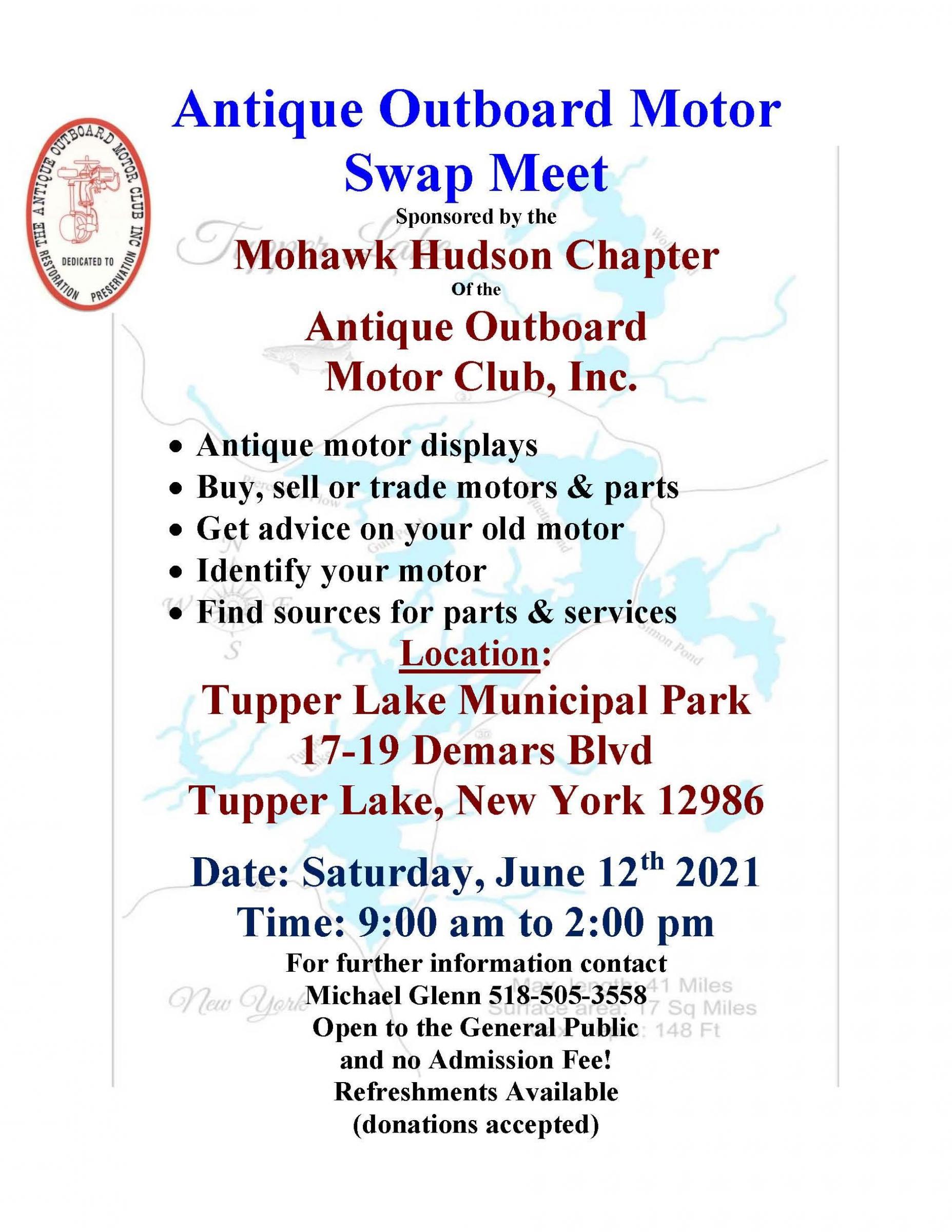 Antique Boat Swap Meet @  |  |  |