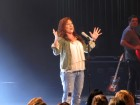 Jo Dee Messina, Turning Stone Showroom, 10-3-12 Closed the show with the Star Spangled Banner!