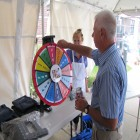 Fulton County Federal Credit Union Prize Wheel, 6-22-12
