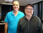Comedian Bobcat Goldthwait stops by Bug Country