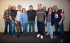 Zac Brown Band! Dave Silvers & his wife Sandy backstage at the Carrier Dome in Syracuse, 11-16-12