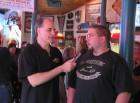 Bug Country's Dave Silvers interviews last year's CMA Flyaway Winner Joe Woodmansee of Gloversville, 10-22-11