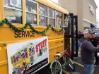 Stuff the Bus, Toys R Us New Hartford, 12-8-12