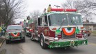 New Hartford Fire Department, St. Patrick's Day Parade Utica, 3-17-12