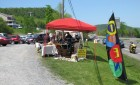 Native American Artisan Day at The Tepee, Cherry Valley, 5-20-12