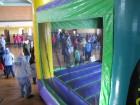 Free Bounce house! Walk a Mile in My Shoes, Utica 2-9-13