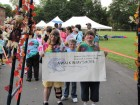 Start of Disabilities Walk, Herkimer ARC Life is Beautiful Festival, 9-8-12