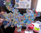 Lottery Ticket Tree, 5th Annual HALO Chinese Auction, Herkimer, 3-10-13