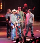 Toby Keith invites U.S. servicemen up for 'An American Soldier' encore, 2-2-12