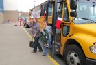 Stuff the Bus, Herkimer WalMart, 11-26-11
