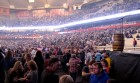HUGE Carrier Dome crowd for Zac Brown Band Syracuse, 11-16-12